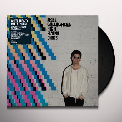 Noel Gallagher WHERE THE CITY MEETS THE SKY: CHASING YESTERDAY Vinyl Record