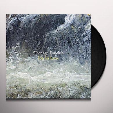 Teenage Fanclub I'M IN LOVE Vinyl Record