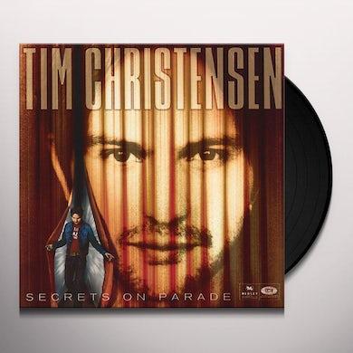 Tim Christensen SECRETS ON PARADE Vinyl Record
