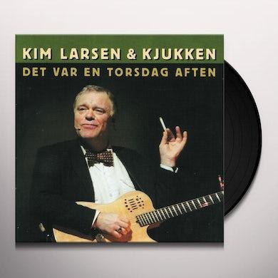 DET VAR EN TORSDAG AFTEN Vinyl Record