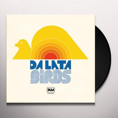 Da Lata BIRDS Vinyl Record