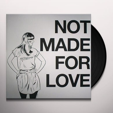 Metronomy NOT MADE FOR LOVE Vinyl Record