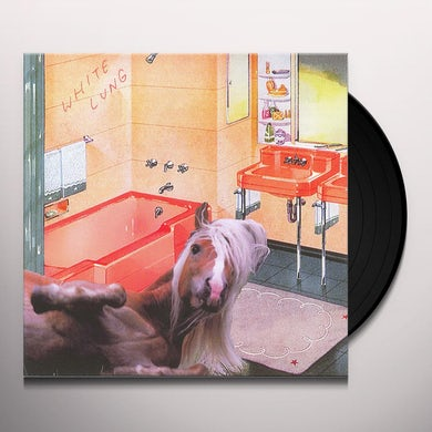 White Lung SONGS OF THE SOUTH Vinyl Record