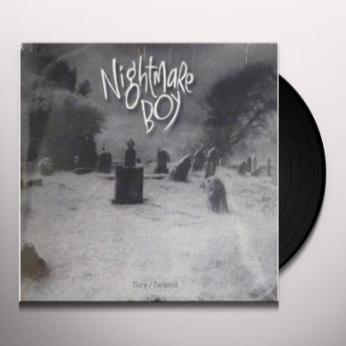Nightmare Boy MARY/PARANOID Vinyl Record