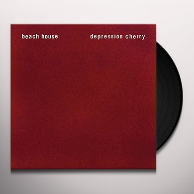 Beach House DEPRESSION CHERRY Vinyl Record