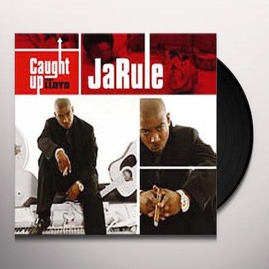 Ja Rule CAUGHT UP Vinyl Record - UK Release