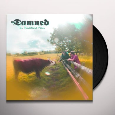 The Damned The Rockfield Files - EP (LP) Vinyl Record