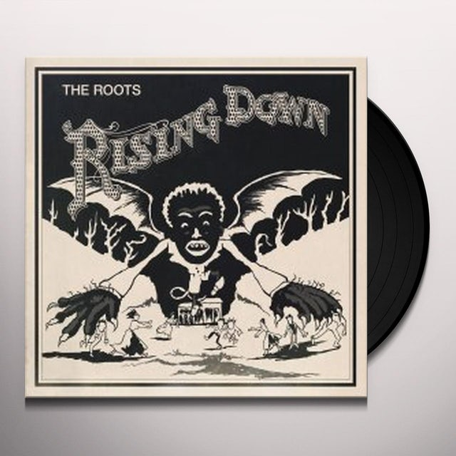 The Roots RISING DOWN Vinyl Record