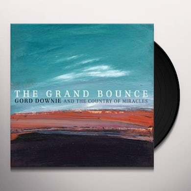 Gord Downie GRAND BOUNCE Vinyl Record - Canada Release