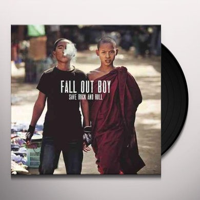 Fall Out Boy SAVE ROCK & ROLL Vinyl Record