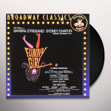 FUNNY GIRL / O.B.C. Vinyl Record