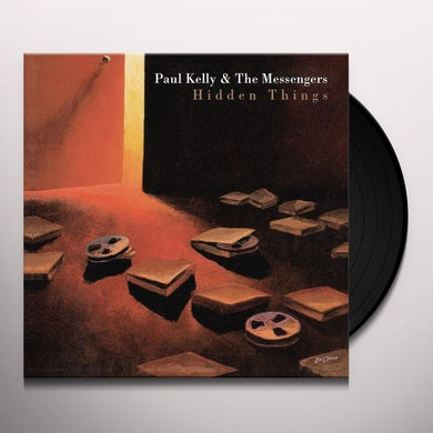 Paul Kelly HIDDEN THINGS Vinyl Record