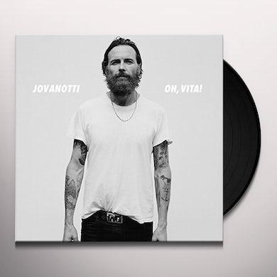 Jovanotti OH VITA Vinyl Record