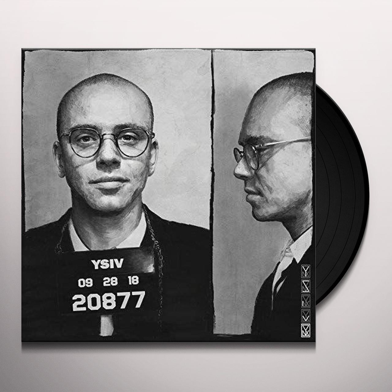 Logic YSIV Vinyl Record