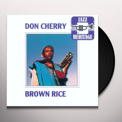 BROWN RICE Vinyl Record