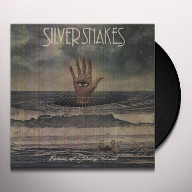 Silver Snakes PICTURES OF A FLOATING WORLD Vinyl Record