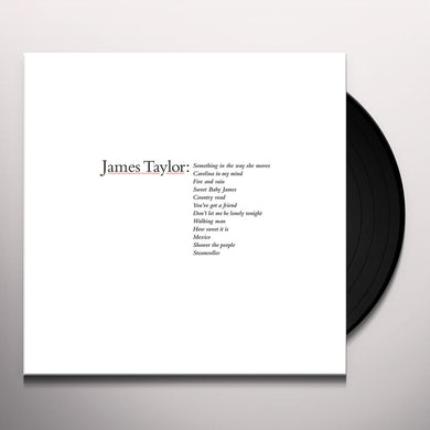 JAMES TAYLOR'S GREATEST HITS (2019 REMASTER) Vinyl Record