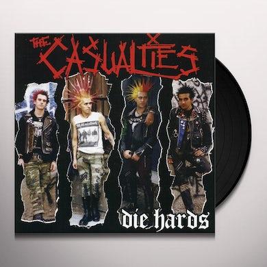 The Casualties DIE HARDS Vinyl Record