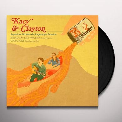 Kacy & Clayton AQUARIUM DRUNKARD'S LAGNIAPPE SESSION Vinyl Record