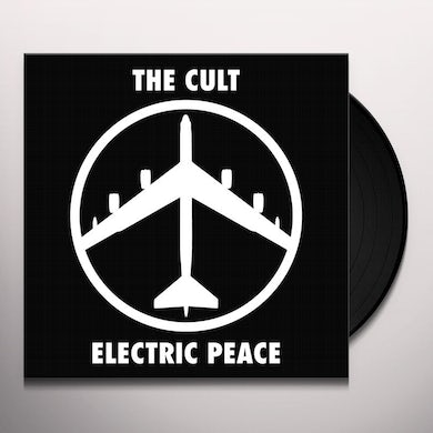 The Cult Electric Peace Vinyl Record