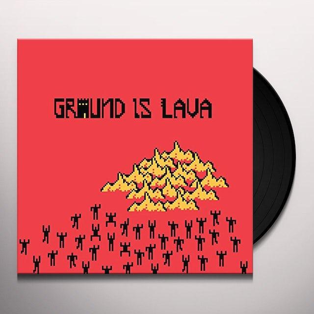 GROUNDISLAVA Vinyl Record