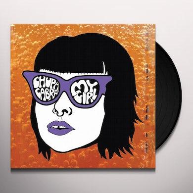 CHUPA CABRA MY GIRL Vinyl Record