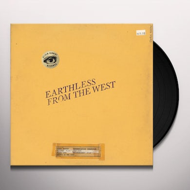 Earthless FROM THE WEST Vinyl Record