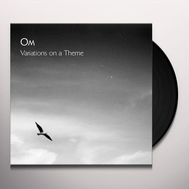 Om VARIATIONS ON A THEME Vinyl Record