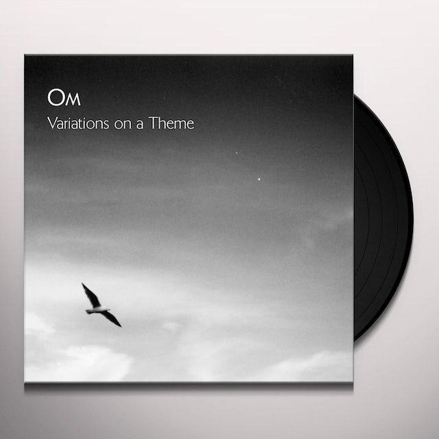 Om VARIATIONS ON A THEME Vinyl Record