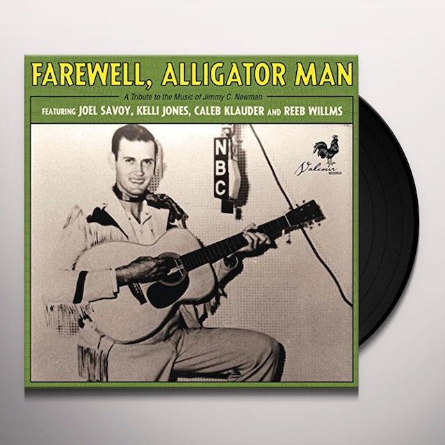Farewell Alligator Man / Various