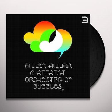Ellen Allien & Apparat ORCHESTRA OF BUBBLES Vinyl Record