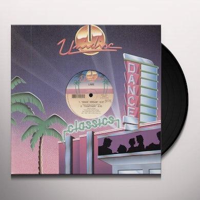 Lime MEGA-MIX/WAKE DREAM Vinyl Record