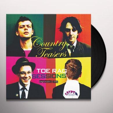 TOE RAG SESSIONS SEPTEMBER 1994 Vinyl Record