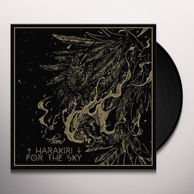 Harakiri for the sky ARSON Vinyl Record
