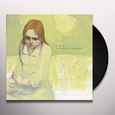 Sway MILLIA PINK & GREEN Vinyl Record
