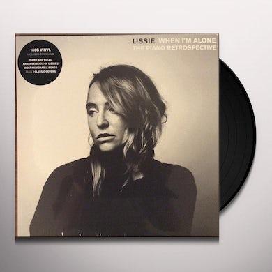 Lissie WHEN I'M ALONE: THE PIANO RETROSPECTIVE Vinyl Record