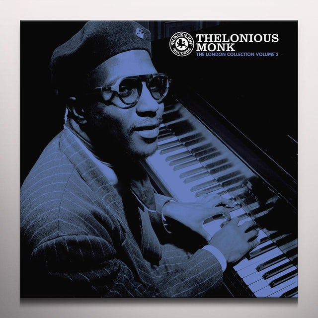 Thelonious Monk LONDON COLLECTION 3 Vinyl Record