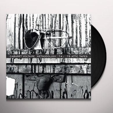 METHODOLOGY '74 / '78 ATTIC TAPES Vinyl Record