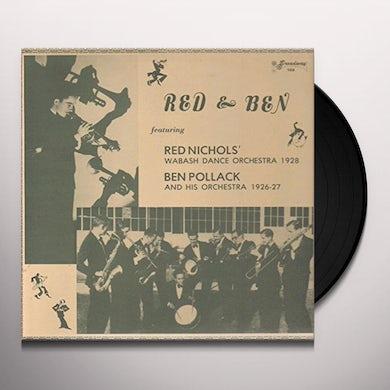 Red Nichols / Ben Pollack RED & BEN Vinyl Record