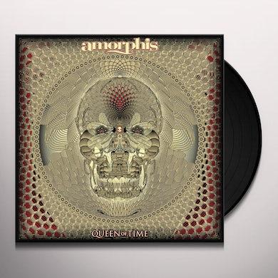 Amorphis QUEEN OF TIME (SPLATTER) Vinyl Record