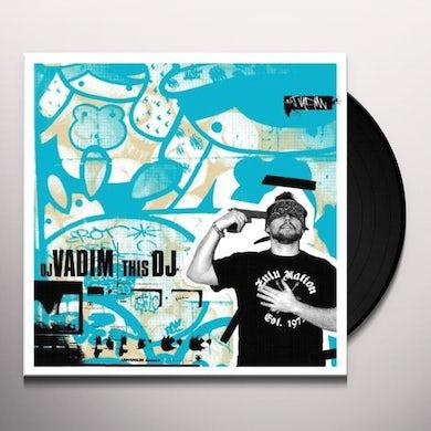 Dj Vadim THIS DJ Vinyl Record