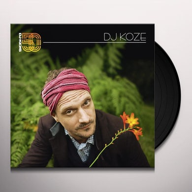 DJ-KICKS Vinyl Record