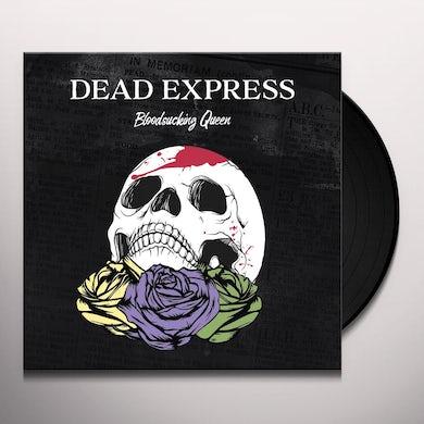Dead Express BLOODSUCKING QUEEN Vinyl Record