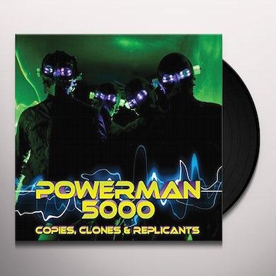 Powerman 5000 COPIES CLONES & REPLICANTS Vinyl Record
