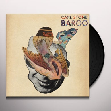 Carl Stone BAROO Vinyl Record