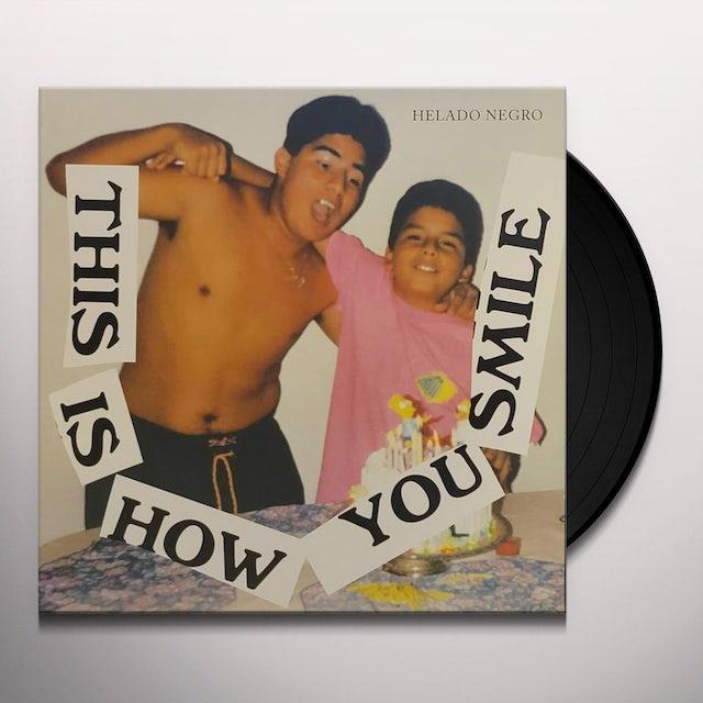 Helado Negro THIS IS HOW YOU SMILE Vinyl Record