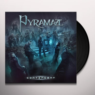 Pyramaze CONTINGENT Vinyl Record