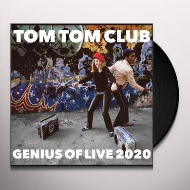 Tom Tom Club Rsd Genius Of Live 2020 Vinyl Record