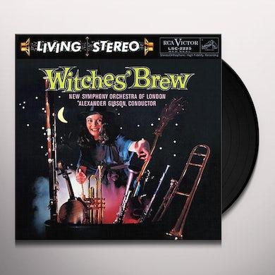 Alexander Gibson Witches' Brew Vinyl Record