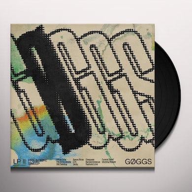 GOGGS PRE STRIKE SWEEP Vinyl Record